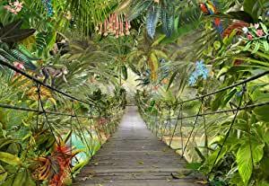 Dschungel Tapeten