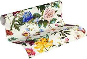 Florale Tapeten