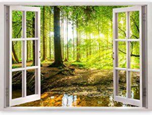 Fototapeten Fenster