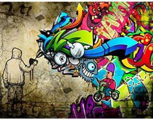 Graffiti Tapeten