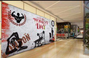 Gym & Fitness Tapeten