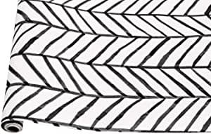Schwarz weiße Tapeten