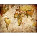 Fototapeten Weltkarten